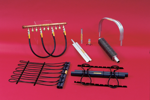 Delta t solutions delta tube small diameter epdm rubber for Small heating systems