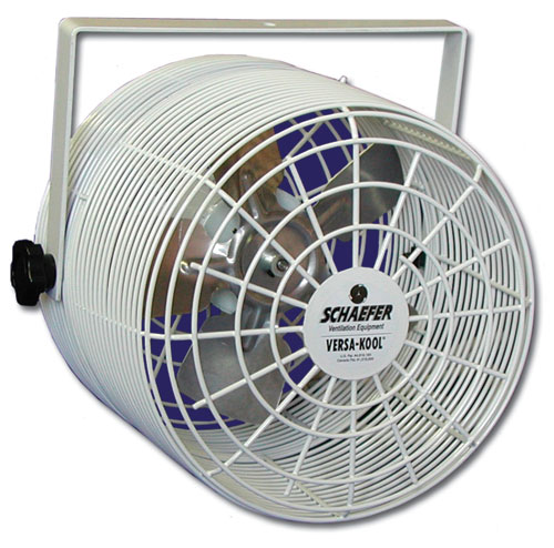 Horizontal air flow fans greenhouse air circulator 8 for Air circulation fans home