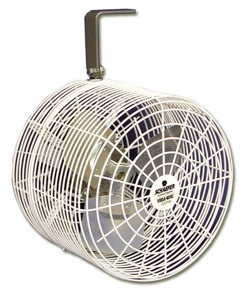 Greenhouse Air Circulation : Horizontal air flow fans greenhouse circulator quot